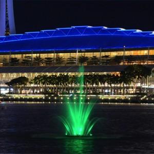 Singapore Honeymoon Packages Fullerton Hotel Fullerton Fountain