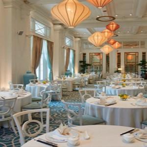 Singapore Honeymoon Packages Fullerton Hotel Jade Restaurant