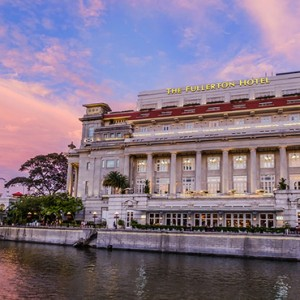 Singapore Honeymoon Packages Fullerton Hotel Luxury Boutiques