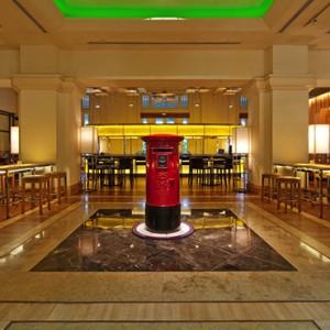 Singapore Honeymoon Packages Fullerton Hotel Post Bar1