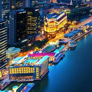 Singapore Honeymoon Packages Fullerton Hotel Precinct