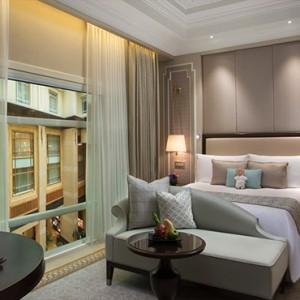 Singapore Honeymoon Packages Fullerton Hotel Premier Courtyard Room