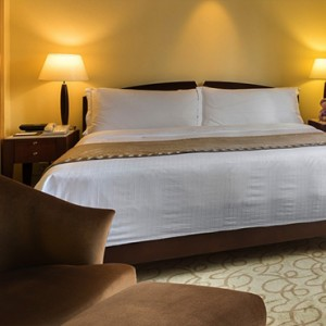 Singapore Honeymoon Packages Fullerton Hotel Quay Room1