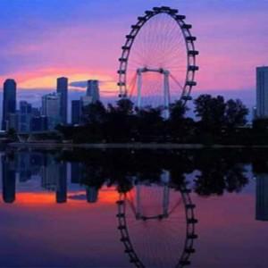 Singapore Honeymoon Packages Fullerton Hotel Singapore Flyer