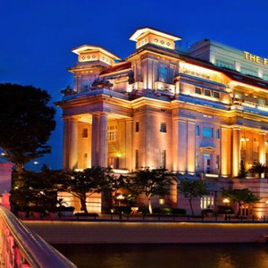 Singapore Honeymoon Packages Fullerton Hotel Singapores 71st National Monument