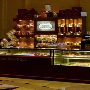Singapore Honeymoon Packages Fullerton Hotel The Fullerton Cake Boutique