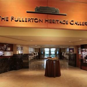 Singapore Honeymoon Packages Fullerton Hotel The Fullerton Heritage Gallery