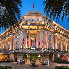 Singapore Honeymoon Packages Fullerton Hotel Thumbnail1