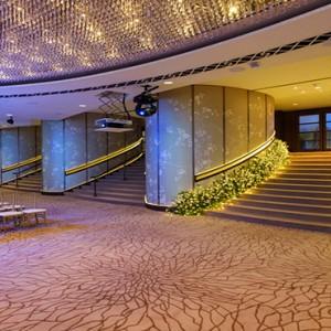 Singapore Honeymoon Packages Fullerton Hotel Wedding