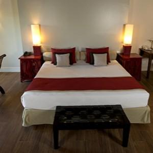 south america honeymoon packages - loi suites iguazu - suite room