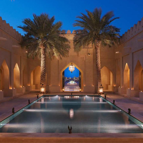Abu Dhabi Honeymoon Packages Qasr Al Sarab Desert Resort Thumbnail