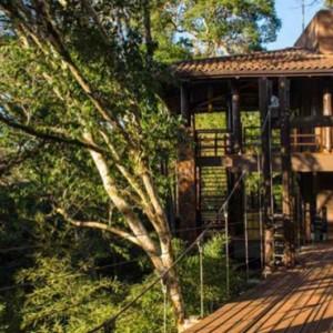 south america honeymoon packages - loi suites iguazu - bridge