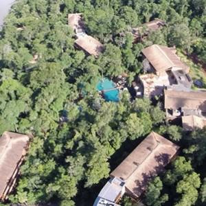 south america honeymoon packages - loi suites iguazu - exterior