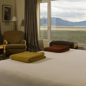 Argentina Honeymoon Packages Eolo El Calafate Patagonia Corner Room