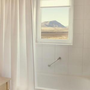 Argentina Honeymoon Packages Eolo El Calafate Patagonia Bathroom