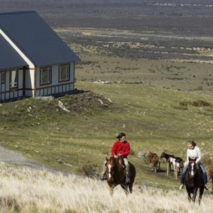 Argentina Honeymoon Packages Eolo El Calafate Patagonia Horse Riding