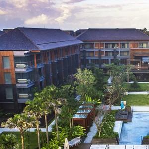Bali Honeymoon Packages Hotel Indigo Bali Seminyak Beach Hotel Overview