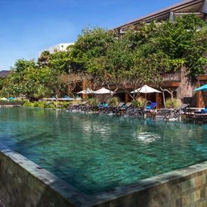 Bali Honeymoon Packages Hotel Indigo Bali Seminyak Beach Pool