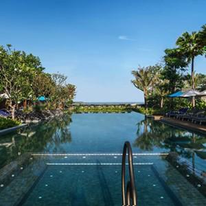 Bali Honeymoon Packages Hotel Indigo Bali Seminyak Beach Pool1