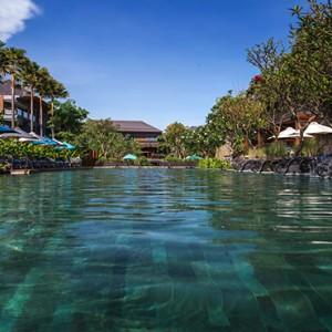Bali Honeymoon Packages Hotel Indigo Bali Seminyak Beach Pool2