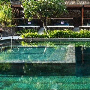 Bali Honeymoon Packages Hotel Indigo Bali Seminyak Beach Pool3