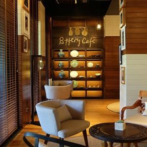 Bali Honeymoon Packages Hotel Indigo Bali Seminyak Beach Pottery Cafe