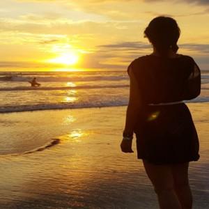 Bali Honeymoon Packages Hotel Indigo Bali Seminyak Beach Sunset