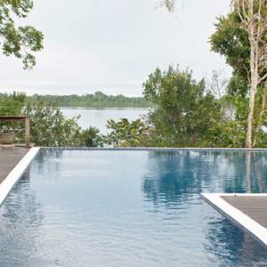 Brazil Honeymoon Packages Anavilhana Jungle Lodge Pool