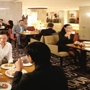 Hong Kong Honeymoon Packages The Excelsior, Hong Kong Island Cafe On The 1st 1