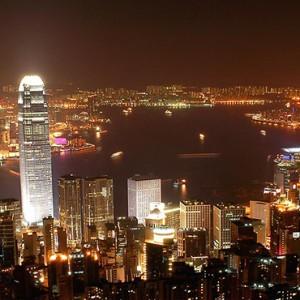 Hong Kong Honeymoon Packages The Excelsior, Hong Kong Island City Skyline