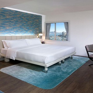 Hong Kong Honeymoon Packages The Excelsior, Hong Kong Island Deluxe Suite1