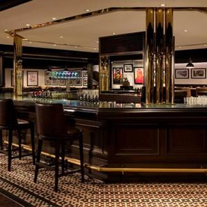 Hong Kong Honeymoon Packages The Excelsior, Hong Kong Island Dicken's Bar