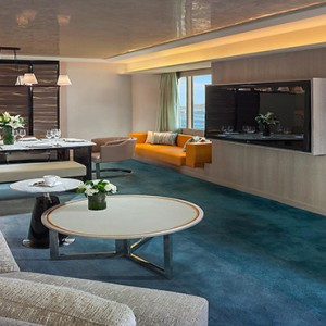 Hong Kong Honeymoon Packages The Excelsior, Hong Kong Island Excelsior Suite1