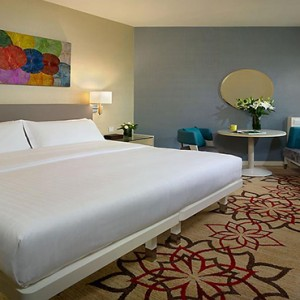 Hong Kong Honeymoon Packages The Excelsior, Hong Kong Island Executive Deluxe Harbour View