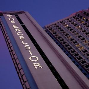 Hong Kong Honeymoon Packages The Excelsior, Hong Kong Island Hotel Exterior1