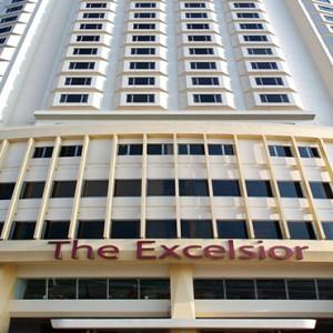Hong Kong Honeymoon Packages The Excelsior, Hong Kong Island Hotel Exterior2