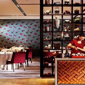 Hong Kong Honeymoon Packages The Excelsior, Hong Kong Island Yee Tung Heen Restaurant