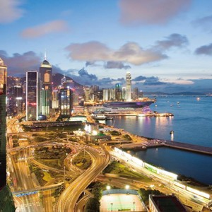 Hong Kong Honeymoon Packages The Excelsior, Hong Kong Island Hotel Views