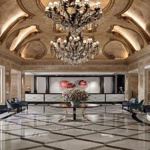 Hong Kong Honeymoon Packages The Langham Hong Kong Hotel Reception