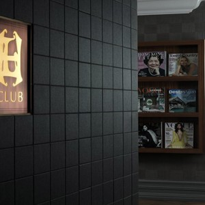 Hong Kong Honeymoon Packages The Langham Hong Kong Langham Club Lounge Entrance