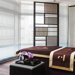 Hong Kong Honeymoon Packages The Langham Hong Kong Spa Treatment Room