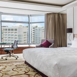 Hong Kong Honeymoon Packages The Langham Hong Kong Superior City View Room