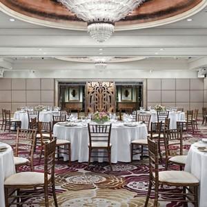 Hong Kong Honeymoon Packages The Langham Hong Kong Wedding1