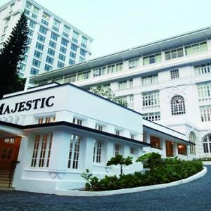 Malaysia Honeymoon Packages The Majestic Hotel Kuala Lumpur Hotel Exterior1