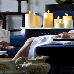 Malaysia Honeymoon Packages The Majestic Hotel Kuala Lumpur Spa Treatment