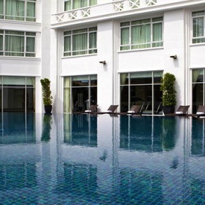 Malaysia Honeymoon Packages The Majestic Hotel Kuala Lumpur Swimming Pool