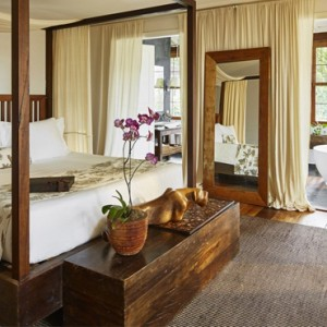 brazil honeymoon packages - hotel santa teresa mgallery by sofitel - master suite