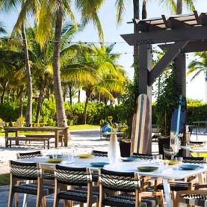 Miami Honeymoon Packages Kimpton Surfcomber Hotel Miami South Beach High Tide Bar