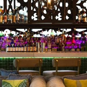 Miami Honeymoon Packages Kimpton Surfcomber Hotel Miami South Beach Bar