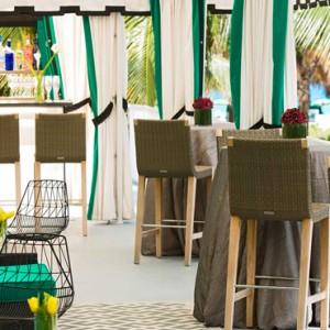 Miami Honeymoon Packages Kimpton Surfcomber Hotel Miami South Beach Cabana